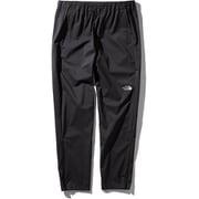 スワローテイルベントロングパンツ Swallowtail Vent Long pants NB31979 (K)ブラック XLサイズ [ランニングパンツ メンズ]