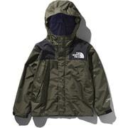 Mountain Raintex Jacket NPJ11908 (NT)ニュートープ 120cm [レインウエアウェア キッズ用]