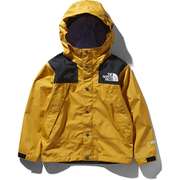 Mountain Raintex Jacket NPJ11908 (TY)TNFイエロー 130cm [レインウェア キッズ用]