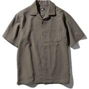 S/S Climbing Summer Shirt NR21931 NL_ニュートープライトG Sサイズ [アウトドア シャツ メンズ]