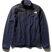 Mountain Versa Micro Jacket NL61804 UN_アーバンネイビー Mサイズ [アウトドア フリース メンズ]