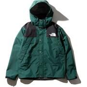 Mountain Raintex Jacket NP11914 (NG)ナイトグリーン XLサイズ [アウトドア レインウェア メンズ]