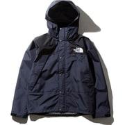 Mountain Raintex Jacket NP11914 (UN)アーバンネイビー XXLサイズ [アウトドア レインウェア メンズ]