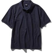 ショートスリーブカジュアルポロ S/S Casual Polo NT21951 (UN)アーバンネイビー Lサイズ [アウトドア カットソー メンズ]