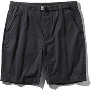 コットンオックスライトショーツ Cotton OX Light Short NB41941 (K)ブラック Mサイズ [アウトドア ショートパンツ メンズ]