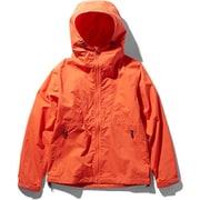 Compact Jacket NPW71830 (ZI)ザイオンオレンジ Sサイズ [アウトドア ジャケット レディース]