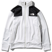 Jersey Jacket NTW11950 (W)ホワイト Mサイズ [アウトドア ジャケット レディース]