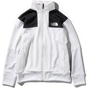 Jersey Jacket NTW11950 (W)ホワイト Sサイズ [アウトドア ジャケット レディース]