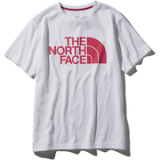 S/S Simple Logo Tee NT31956 TR_TNFレッド Lサイズ [アウトドア カットソー メンズ]