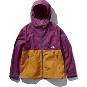 Compact Jacket NP71830 (PI)フロックスパープル×インカゴールド Sサイズ [アウトドア ジャケット メンズ]