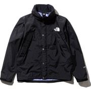 マウンテンレインテックスジャケット Mountain Raintex Jacket NP11935 (K)ブラック Mサイズ [アウトドア レインジャケット メンズ]