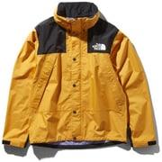 Mountain Raintex Jacket NP11935 (TY)TNFイエロー Sサイズ [アウトドア レインウェア メンズ]
