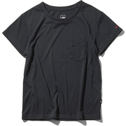 ショートスリーブポケットティー S/S Pocket Tee NTW31935 (K)ブラック Lサイズ [アウトドア カットソー レディース]