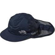 ランシールドキャップ Run Shield Cap (UN)アーバンネイビー Mサイズ [アウトドア 帽子]