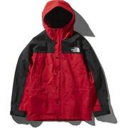 Mountain Light Jacket NP11834 (TR)TNFレッド Sサイズ [アウトドア ジャケット メンズ]