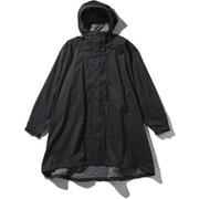 タグアンポンチョ Taguan Poncho ブラック(K) WMサイズ [アウトドア ポンチョ レディース]