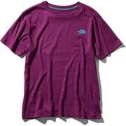 S/S Nuptse Cotton Tee XL PP [アウトドア 半袖Tシャツ]