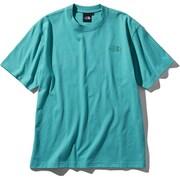 NT31948 S/S Silhouette Tee (IL)イオンブルー Sサイズ [アウトドア 半袖Tシャツ]