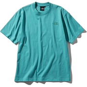 NT31948 S/S Silhouette Tee (IL)イオンブルー Lサイズ [アウトドア 半袖Tシャツ]