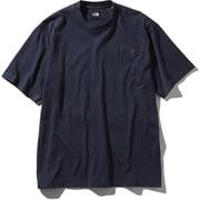 NT31948 S/S Silhouette Tee (UN)アーバンネイビー Mサイズ [アウトドア 半袖Tシャツ]
