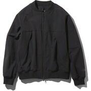 バーサタイルキュースリージャケット Versatile Q3 Jacket NPW21964 (K)ブラック Mサイズ [アウトドア ジャケット レディース]