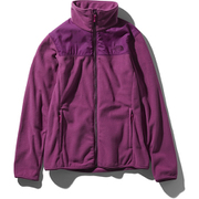 Mountain Versa Micro Jacket NLW61804 (PP) フロックスパープル Sサイズ [アウトドア フリース レディース]