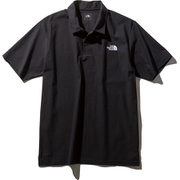S/S ACTIVE POLO SH XL K [アウトドア 半袖Tシャツ]