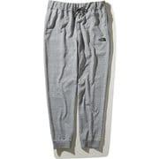 ヘザースウェットパンツ Heather Sweat Pant NB31956 (Z)ミックスグレー Mサイズ [アウトドア パンツ メンズ]