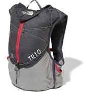 TR 10 NM61914 (AG)アスファルトグレー Sサイズ [ランニング系ザック]