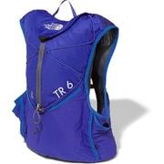 TR 6 NM61915 (AB)アズテックブルー Sサイズ [ランニング系ザック]