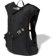 ティーアール6 TR 6 NM61915 (K)ブラック Mサイズ [ランニング トレイルランニング用ザック]