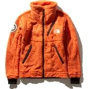 ANT VRS LFT JKT NA61930 (PG)パパイヤオレンジ Sサイズ [アウトドア フリース メンズ]
