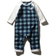 Baby Fleece Rompers NAB71966 TG 80サイズ [アウトドア ウェア ベビー]