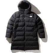 Maternity Down Coat NDM91901 K Lサイズ [アウトドア ダウンウェア レディース]