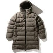 Maternity Down Coat NDM91901 NT Lサイズ [アウトドア ダウンウェア レディース]