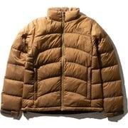 Aconcagua Jacket NDW91832 BK Sサイズ [アウトドア ダウンウェア レディース]