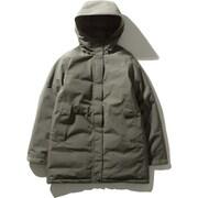 マカルダウンコート Makalu Down Coat NDW91837 (NT)ニュートープ Sサイズ [アウトドア ダウンウェア レディース]