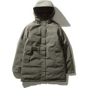 マカルダウンコート Makalu Down Coat NDW91837 (NT)ニュートープ XLサイズ [アウトドア ダウンウェア レディース]
