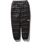 ライトヒートパンツ Light Heat pants NDW91903 (K)ブラック Lサイズ [アウトドア ダウンウェア レディース]