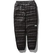 ライトヒートパンツ Light Heat pants NDW91903 (K)ブラック Mサイズ [アウトドア ダウンウェア レディース]