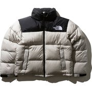 Short Nuptse Jacket NDW91952 DO XLサイズ [アウトドア ダウンウェア レディース]