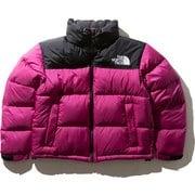 ショートヌプシジャケット Short Nuptse Jacket NDW91952 (RX)ロックスベリーピンク Mサイズ [アウトドア ダウンウェア レディース]