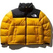 Short Nuptse Jacket NDW91952 TY Sサイズ [アウトドア ダウンウェア レディース]