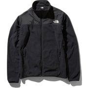 マウンテンバーサマイクロジャケット Mountain Versa Micro Jacket NL71904 (K)ブラック Lサイズ [アウトドア フリース メンズ]