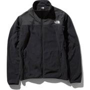 マウンテンバーサマイクロジャケット Mountain Versa Micro Jacket NL71904 (K)ブラック Mサイズ [アウトドア フリース メンズ]
