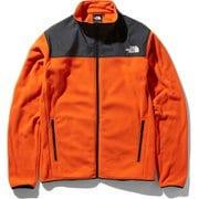マウンテンバーサマイクロジャケット Mountain Versa Micro Jacket NL71904 (PG)パパイヤオレンジ Lサイズ [アウトドア フリース メンズ]