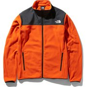 MTN VERSA MICRO JK NL71904 (PG)パパイヤオレンジ Lサイズ [アウトドア フリース メンズ]