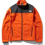 MTN VERSA MICRO JK NL71904 (PG)パパイヤオレンジ XLサイズ [アウトドア フリース メンズ]