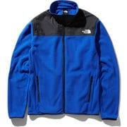 マウンテンバーサマイクロジャケット Mountain Versa Micro Jacket NL71904 (TB)TNFブルー Lサイズ [アウトドア フリース メンズ]