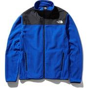 マウンテンバーサマイクロジャケット Mountain Versa Micro Jacket NL71904 (TB)TNFブルー Mサイズ [アウトドア フリース メンズ]